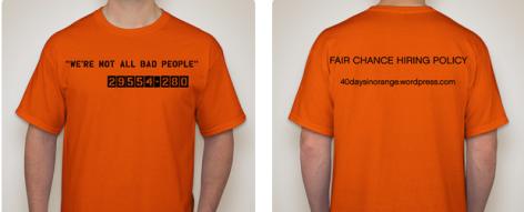 Fair Chance T-shirts